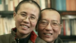 Liu Xia, viuda de Liu Xiaobo, sale de China tras ocho años de arresto