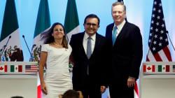 México y Canadá rechazarían los términos del TLCAN propuesto por