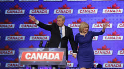 Stephen Harper Going Doorknocking For United Conservative Party In