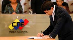 En un proceso electoral atípico, Venezuela ahora pospone las