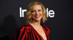 Cate Blanchett denuncia que también fue acosada por Harvey