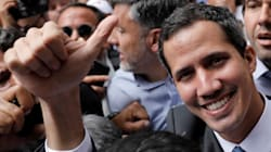 El Parlamento Europeo reconoce a Guaidó como presidente de