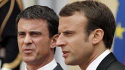 Valls soutient Macron mais réclame