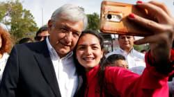 López Obrador le saca casi 20 puntos porcentuales a Ricardo Anaya y José Antonio Meade en la encuesta de 'El