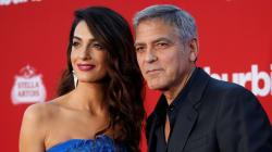 Si seulement tous les parents étaient comme les Clooney quand ils voyagent avec leurs