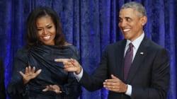 Les Obama vont produire des programmes pour