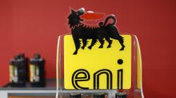 Italiana Eni sube estimación de hidrocarburos en Área 1 de