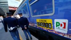 Treno noleggiato da Renzi travolge e uccide donna, non c'era nessuno a