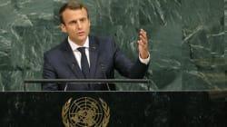 BLOG - Après les beaux discours à l'ONU, nous attendons des actes d'Emmanuel Macron au sujet de l'arme