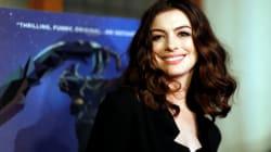 Anne Hathaway coupe l'herbe sous le pied des critiques avec cette annonce sur son
