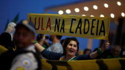 Lula da Silva estuvo a punto de salir de la cárcel, pero el Supremo le cerró la