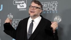 ¡Cuánto orgullo, Del Toro! Ya es el mexicano con más nominaciones a los Oscar por 'The Shape of