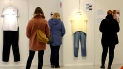 Una exposición desmonta la idea de que la ropa de las mujeres