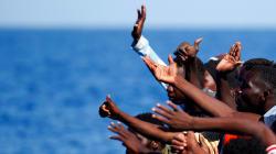 Sos Mediterranèe e MsF: