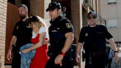 La detenida por el crimen del niño en Elda dice ahora que se atragantó con un trozo de