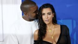 Kanye West, Kim Kardashian Film 'Family Feud'
