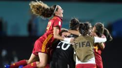 España le arrebata a México el Mundial Femenil Sub