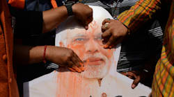 BJP Poised For Victories In Left Bastion Tripura And Christian-Majority