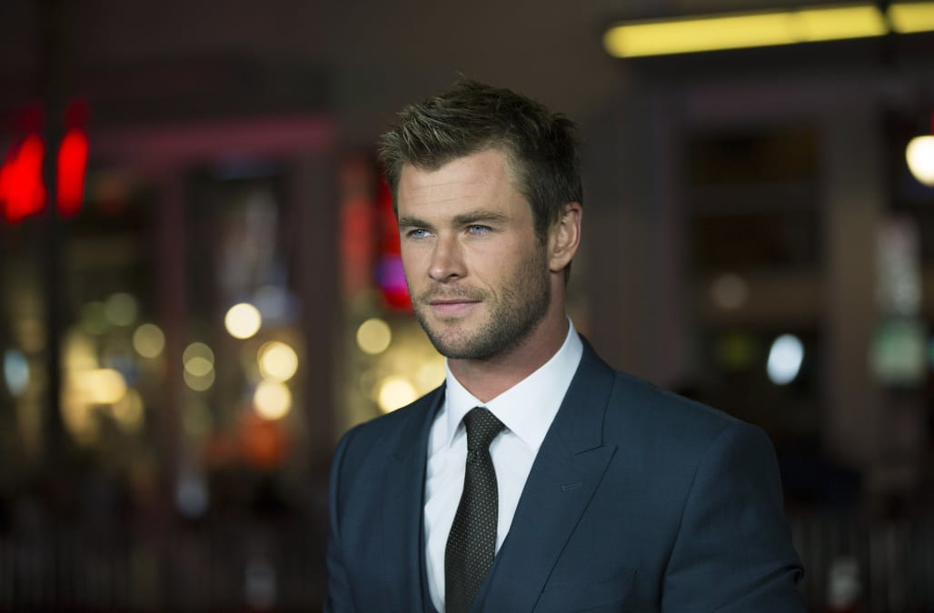 Chris Hemsworth's net worth on his 34th birthday - AOL Finance