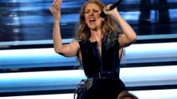 Céline Dion se fait déranger par une admiratrice éméchée durant un