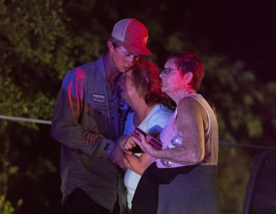 Tornadoes rage across Texas, Oklahoma
