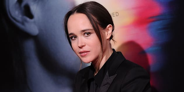 """Actress Ellen Page attends the premiere of """"Flatliners"""" on Sept. 27, 2017 in Los Angeles."""