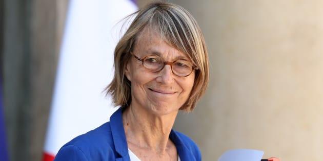 Françoise Nyssen (ici le 3 août à l'Élysée) encore épinglée pour des travaux non déclarés dans sa maison d'édition.