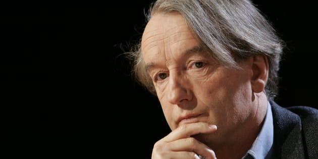 Patrick Grainville est élu à l'Académie française