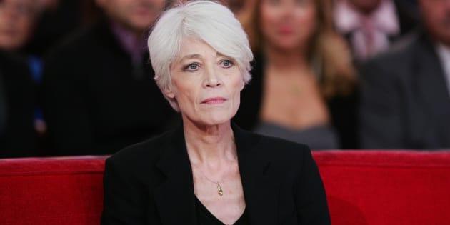 """Françoise Hardy étrille """"The Voice"""" et ses candidats."""