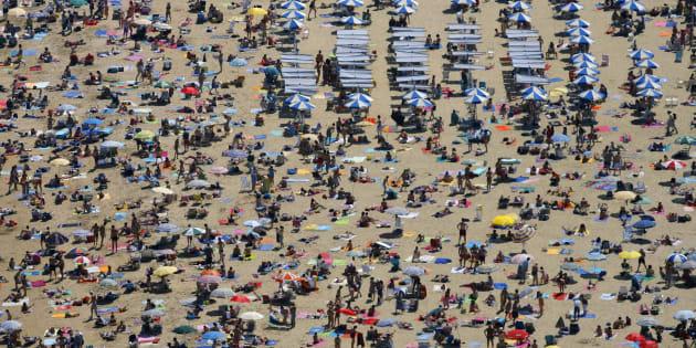 Après plusieurs villes espagnoles, italiennes ou croates, c'est au tour de San Sebastian, dans le pays basque, de manifester contre le tourisme de masse.