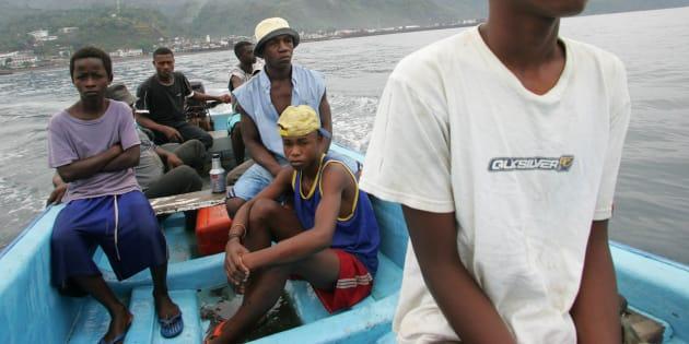 Les kwassas kwassas, frêles embarcations très connues à Mayotte, ont fait des milliers de victimes parmi les Comoriens candidats à l'émigration.