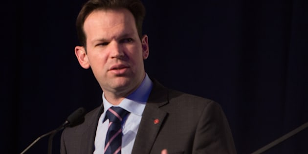 Matt Canavan was thoroughly rinsed online after a few tweets.