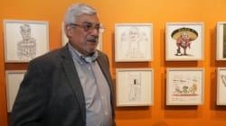 Fallece el caricaturista Rogelio
