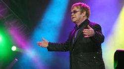 Elton John se conmociona por la muerte de George