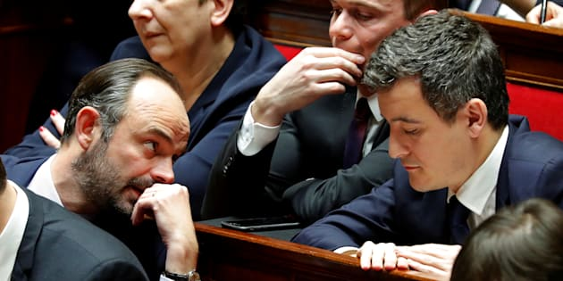 """La veille, le premier ministre Edouard Philippe avait semé le doute en affirmant que cette reprise supposait """"un effort supplémentaire des contribuables""""."""