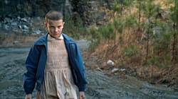 Quand Eleven (de Stranger Things) se