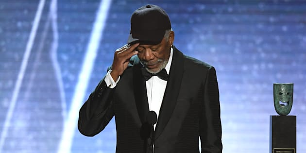 Morgan Freeman accusé à son tour de harcèlement