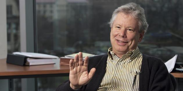 Il premio Nobel per l'economia 2017 va a Richard Thaler