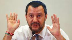 Salvini twitta: