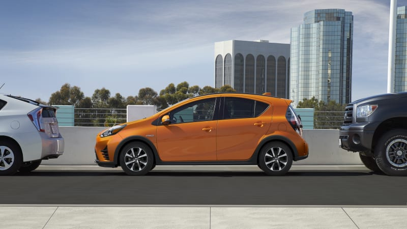 This Week, We Had A 2018 Toyota Prius C Four In Our Test Fleet. It Had Been  A While Since Iu0027d Driven The C, But Remember Liking It More Than The  Standard ...