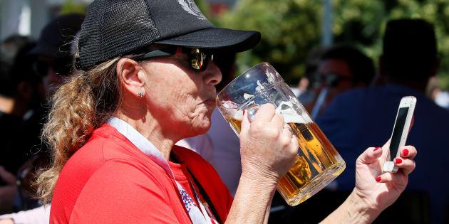 Coupe du Monde 2018: vers une pénurie de bière en Europe?