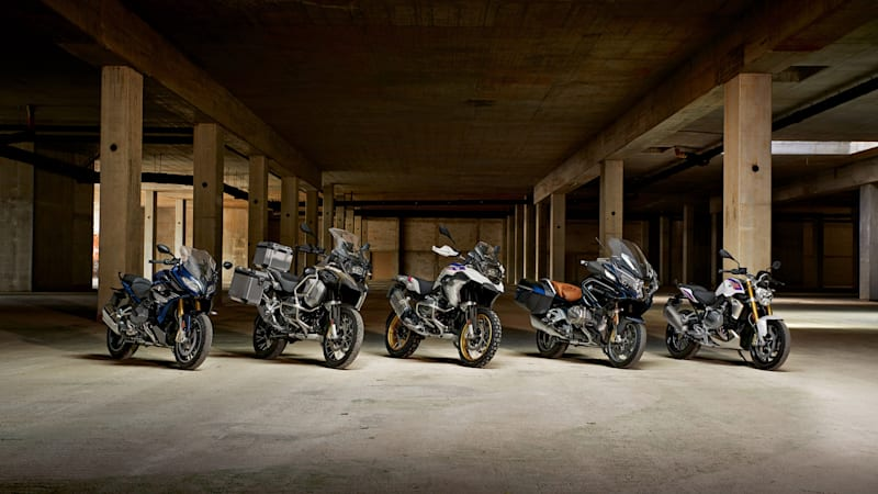 Bmw Motorcycle Parts >> Bmw Motorcycles Get Updates New M Performance Parts And