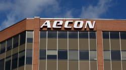 Ottawa bloque le rachat du Groupe Aecon par une société d'État