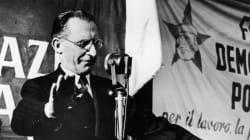 """Il primato della politica sugli scandali, la lezione di De Gasperi sul """"popolo"""" e la responsabilità delle"""