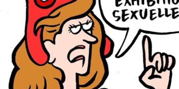 Mon corps est sexuel quand je le décide, il est politique lorsque je le décide!
