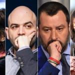 Boldrini a sostegno di Saviano. Salvini twitta: