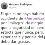 9 tuits sobre las heroínas y héroes del #Vuelo2431, 'el milagro de