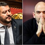 Querela su carta intestata del Viminale. Salvini porta Saviano dal giudice (DOCUMENTO) (di A. De