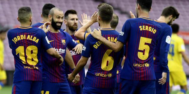 Le FC Barcelone se met en grève après les violences policières en Catalogne