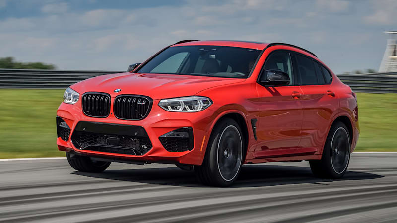 2020 BMW X4 M Competition Review